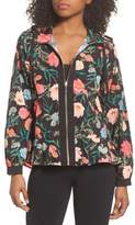 Kate Spade Blossom Flounce Jacket
