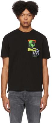 Diesel Black J-18 T-Shirt