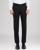 Sandro Notch Trousers - Slim Fit