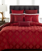 Hotel Collection Medallion King Duvet Cover