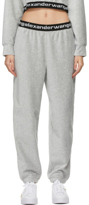 alexanderwang.t Grey Stretch Corduroy Lounge Pants
