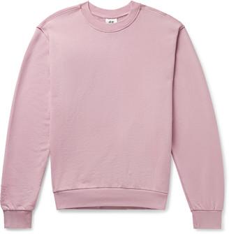Les Girls Les Boys Logo-Appliqued Loopback Cotton-Jersey Sweatshirt
