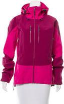 Patagonia Hooded Windbreaker Jacket