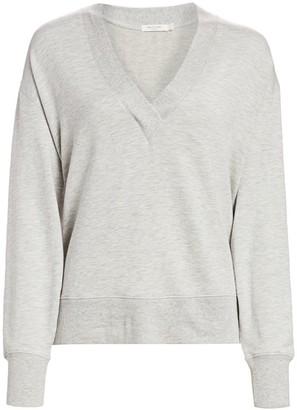 Rag & Bone Flora V-Neck Pullover