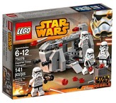 Lego ; Star Wars Imperial Troop Transport 75078