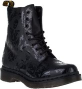 Dr. Martens Cassidy Lace-Up Boot Black Leather