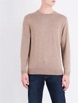 Tommy Hilfiger Crewneck cotton and silk-blend jumper