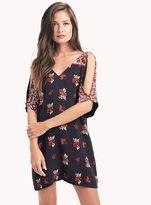 Ella Moss Vintage Floral Dolman Dress