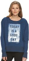 Life is Good Women's French Terry Top