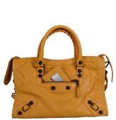 Balenciaga Classic Mini City Shoulder Bag
