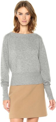 Theory Women's Relaxed Boat Po Top