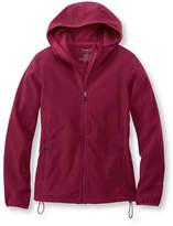 L.L. Bean Women's Wind Challenger Fleece, Hooded Jacket