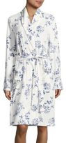 Lauren Ralph Lauren Floral Cotton-Blend Robe
