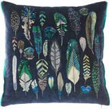 Designers Guild Quill Cobalt Cushion Pillow