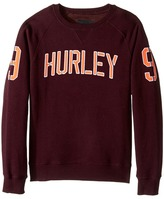 Hurley Varsity French Terry Pullover (Big Kids)