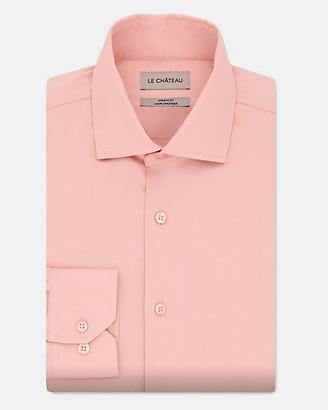 Le Château Stretch Cotton Sateen Athletic Fit Shirt