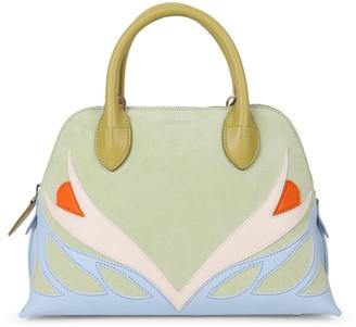 Lanvin Patchwork Dolly Parrot Bag S