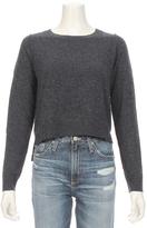Autumn Cashmere Crop Crew Sweater