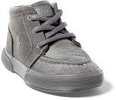 Ralph Lauren Faxon II Ripstop Mid Sneaker