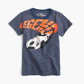 "J.Crew Boys' ""legend"" race car T-shirt"