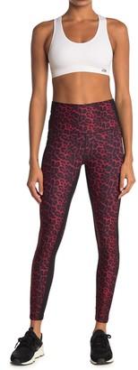 Wear It To Heart Nala Leopard Printed Leggings