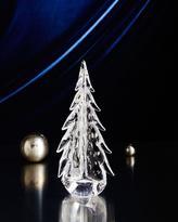 "Simon Pearce Evergreen 8"" Bubble Glass Tree"