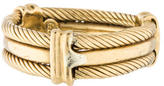 Charriol 18K Cable Band