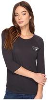 Vans Full Patch Raglan Women's Short Sleeve Pullover