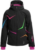 Spyder Tresh Ski Jacket - Waterproof, Insulated (For Big Girls)