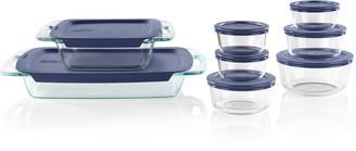 Pyrex Bake 'N Store 16-pc. Glass Food Storage Set