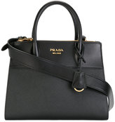 Prada Paradigme tote bag - women - Calf Leather - One Size