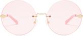 Karen Walker Disco Circus round-frame sunglasses