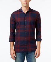 Tommy Hilfiger Men's Norman Plaid Shirt
