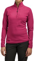 Outdoor Research Soleil Fleece Shirt - Zip Neck, Long Sleeve (For Women)
