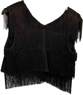 Raey Black Top for Women