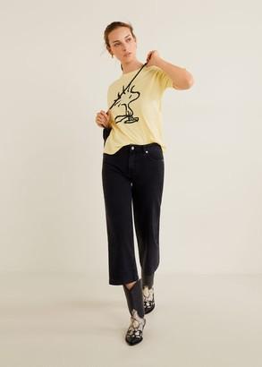 MANGO Peanuts t-shirt