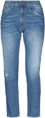 Meltin Pot Denim pants - Item 42729458FL