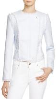Lucy Paris Tweed Jacket