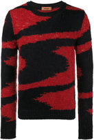 Missoni intarsia knitted jumper