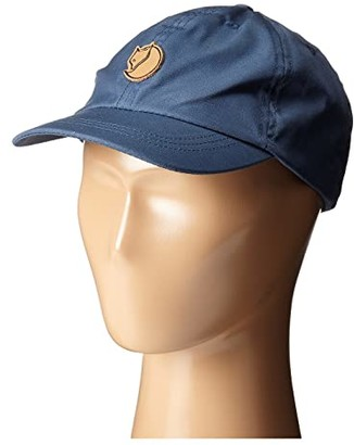 Fjallraven Kids Helags Junior Cap (Uncle Blue) Caps