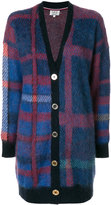 Tommy Hilfiger checked cardigan