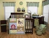 Trend Lab Best Seller My First Barn Animals 4pc Crib Bedding Set (Item# 106720)