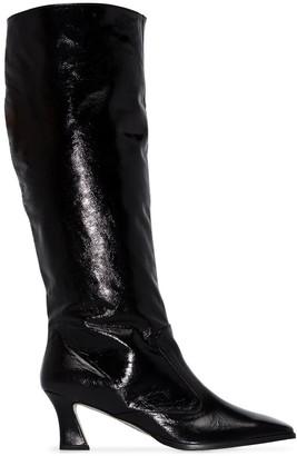 LVIR Knee-High 65mm Boots