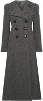 Isabel Marant Lawson Wool Coat - Gray
