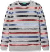 Benetton Boy's Sweater L/s Sweatshirt