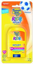 Banana Boat Kids Sport Broad Spectrum Sunscreen Stick with SPF 50, 0.05 Ounce