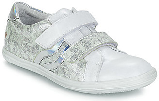 GBB SHEILA girls's Shoes (Trainers) in White