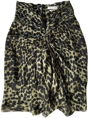 Etoile Isabel Marant Khaki Skirt for Women