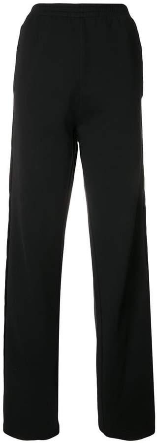 MM6 MAISON MARGIELA long leg track pants