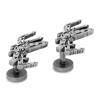 Star Wars STARWARS X-Wing Etched Cuff Links